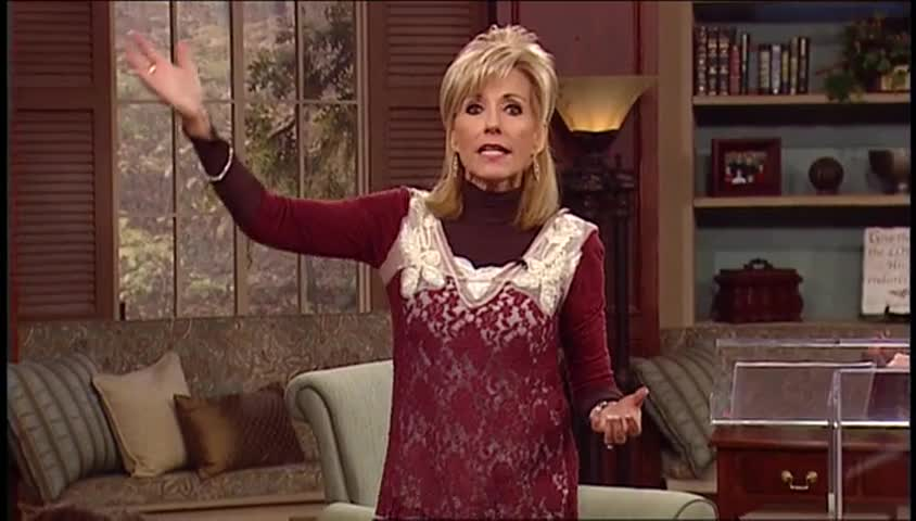 """Beth Moore: """"The Mark of God,"""" Part 1"""