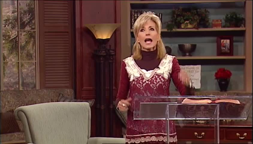 """Beth Moore: """"The Mark of God,"""" part 3"""