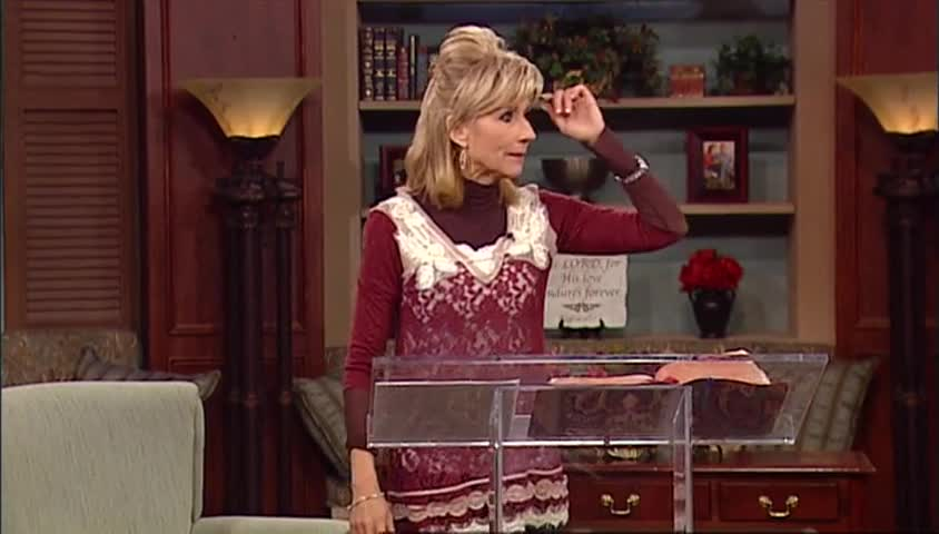 "Beth Moore: ""The Mark of God,"" part 4 by Beth Moore - Wednesdays with Beth with Beth Moore"