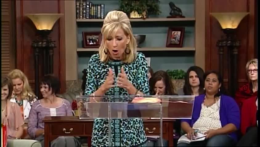 "Beth Moore: ""Don't Forget to Remember,"" part 3"