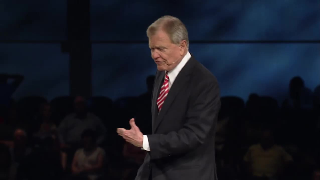 Words of Forgiveness | Dr. Ed Young