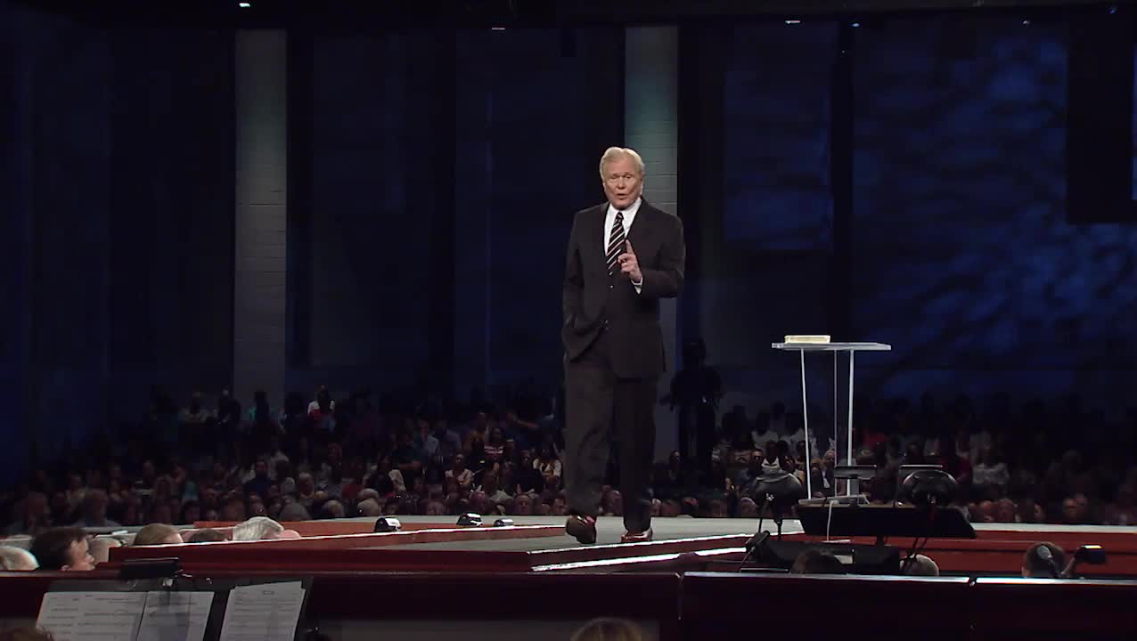 Mountain of Unfulfillment | Dr. Ed Young
