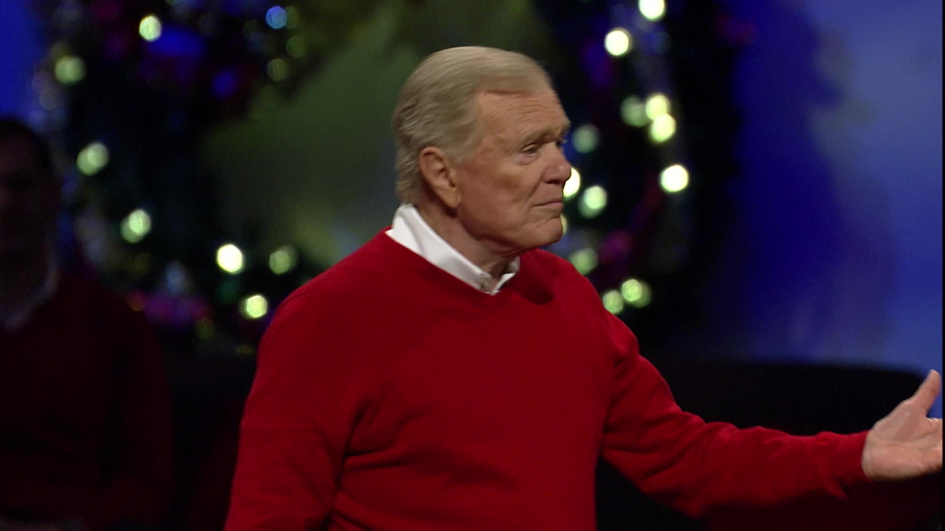 Christmas Eve Message  | Dr. Ed Young